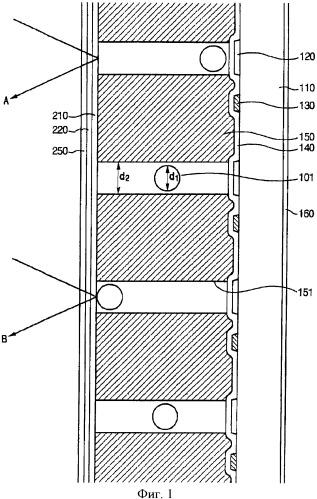 Отражательное дисплейное устройство с управляющим электрическим полем