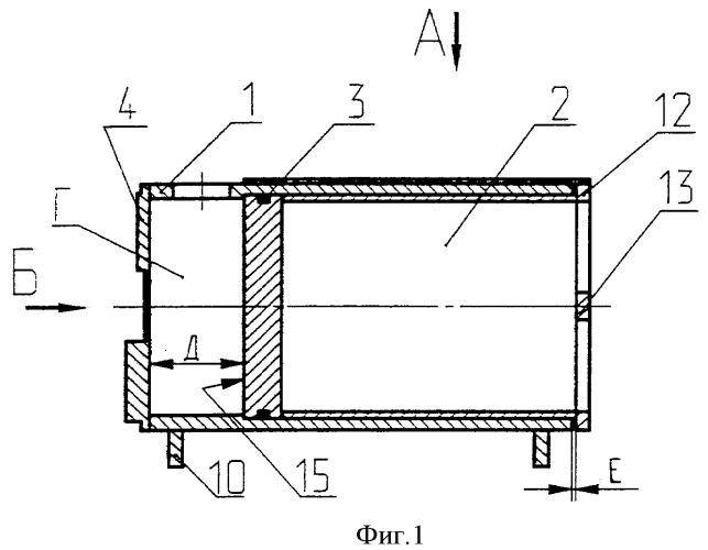 Способ измерения расстояний между внутренними поверхностями стенок сосудов с растворами ядерно-опасных веществ и устройство для его осуществления