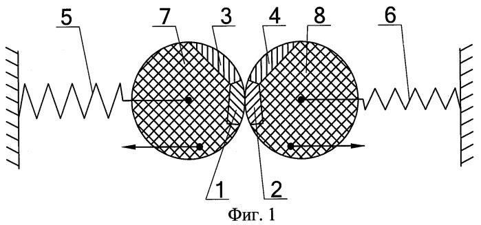 Контактный узел автоматического выключателя