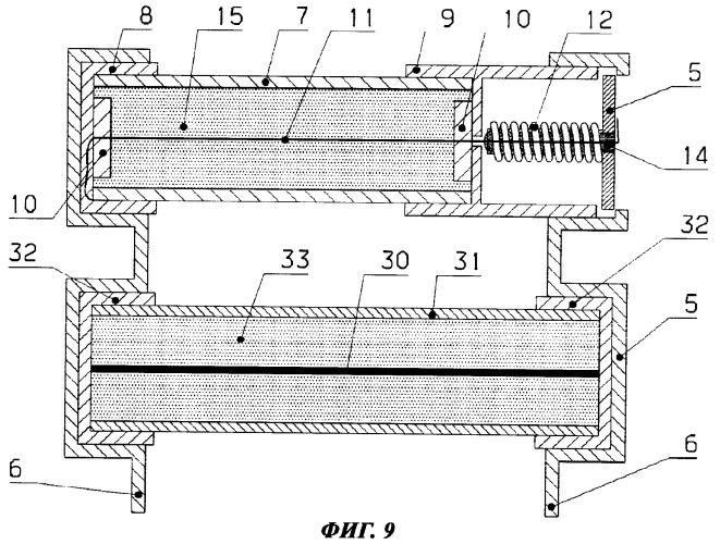 Токовый предохранитель с дополнительным механическим размыкателем предпочтительно в виде ударника для использования в устройствах защиты от перенапряжения
