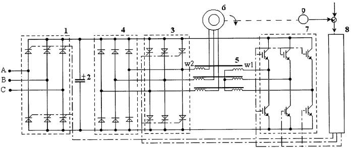 Частотный электропривод