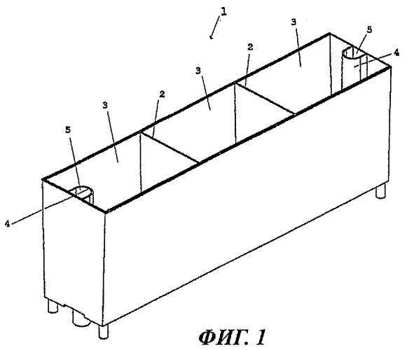 Система модульных контейнеров