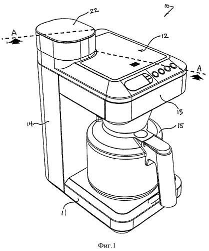 Кофеварка с капельным фильтром