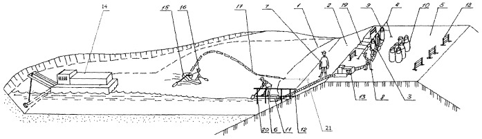 Способ и устройство комбинированного сбора микросфер из золы уноса