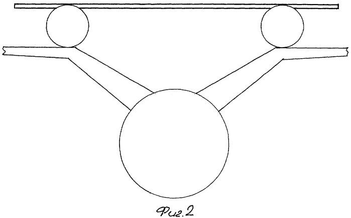 Гидросамолет со средним крылом
