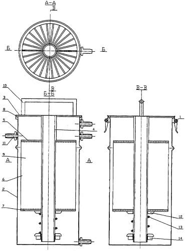 Генератор для производства водорода