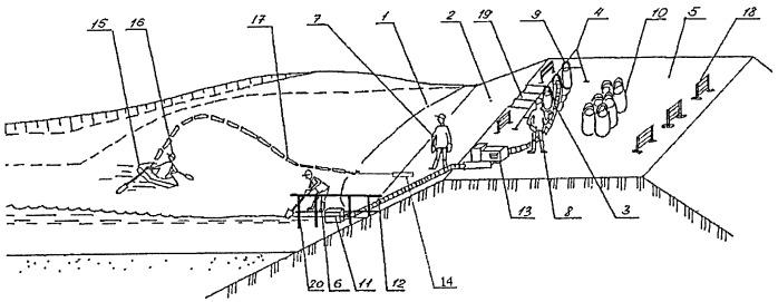 Способ и устройство сбора микросфер из золы-уноса