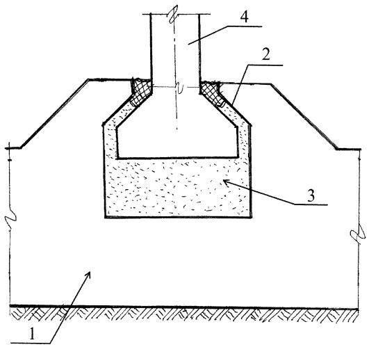 Сейсмоизолятор зданий