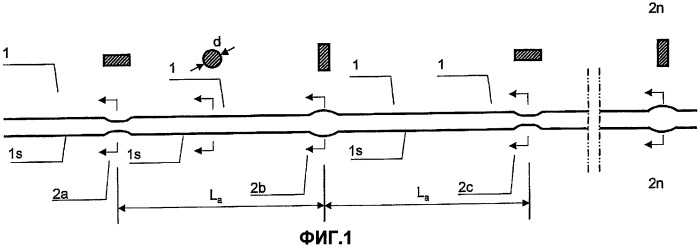 Деформируемая штанговая крепь