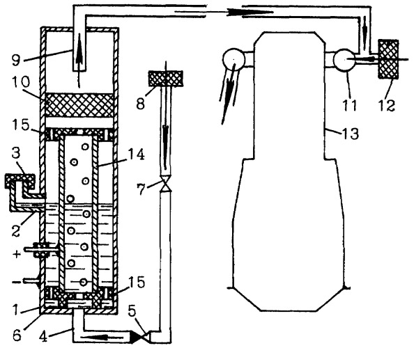 Обогатитель топливовоздушной смеси двс