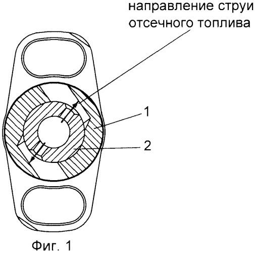 Секция топливного насоса высокого давления