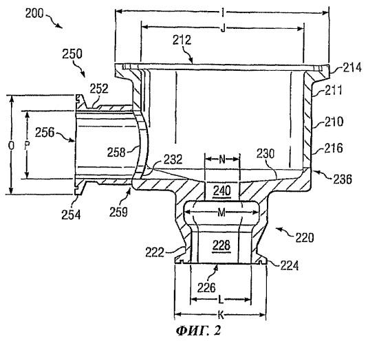 Корпус клапана для текучей среды и усовершенствованный способ его изготовления