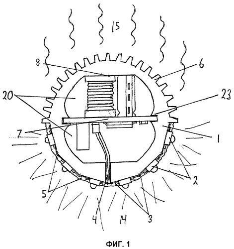 Трубчатый светодиодный источник света
