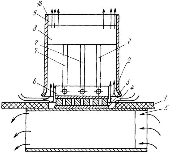 Термоэлектрический охладитель воздуха