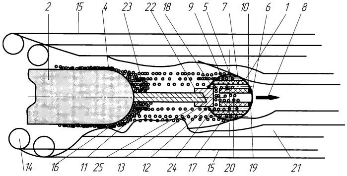 Термитный ускоритель обычной торпеды голодяева