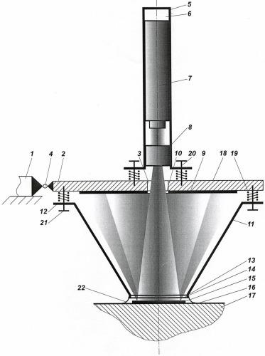 Оптическое устройство для измерения перемещений