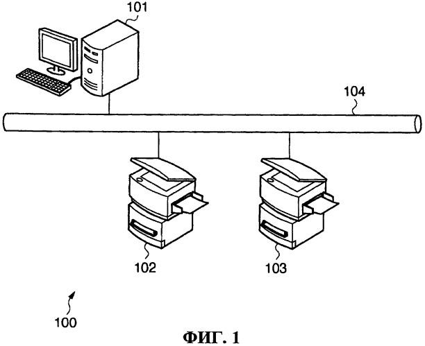 Система печати, устройство обработки информации, устройство формирования изображения, способ обработки информации и способ обработки