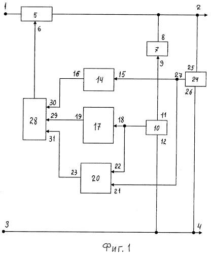Устройство защиты радиоэлектронной аппаратуры от перенапряжений