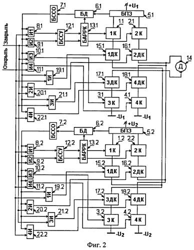 Устройство управления приводом постоянного тока