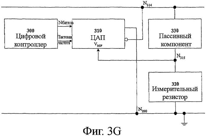 Схема изменения значений пассивных компонентов в электронных цепях (варианты)