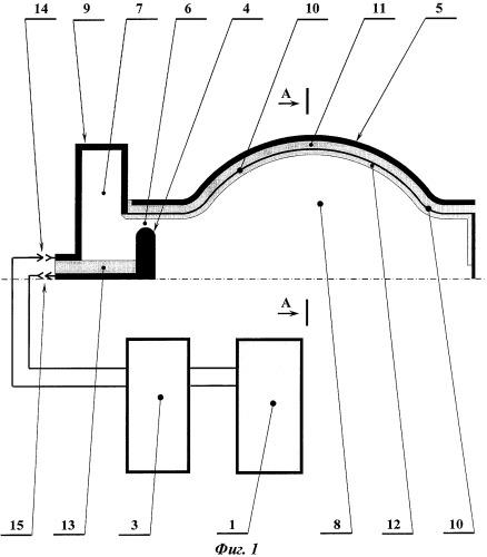 Устройство для получения высокотемпературной плазмы и нейтронного излучения