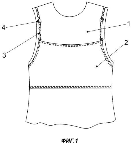 """Узел-секрет """"mаmmalia"""" одежды для кормления грудью"""