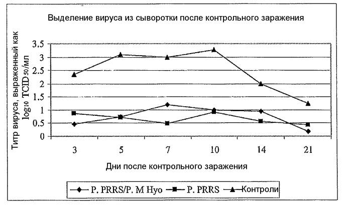 Вакцина против микоплазмы и prrsv
