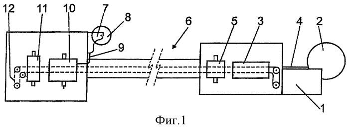 Устройство для формования, наполнения и закрытия контейнеров из вспененного полимера