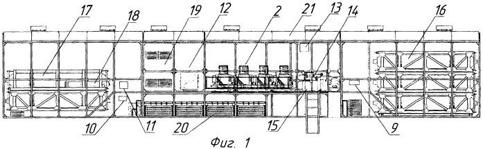 Энергетическая установка на топливных элементах для работы в тоннелях