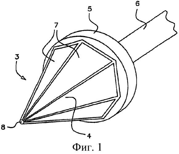 Пирамидальный или конический трамбовочный наконечник и способ его применения для сооружения трамбованных щебеночных опор