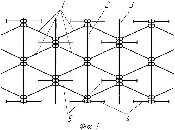 Складная строительная структура