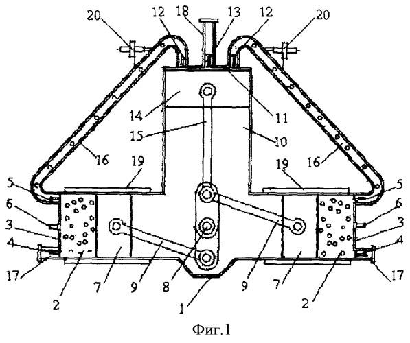Способ и устройство для производства механической энергии в двигателе внутреннего сгорания