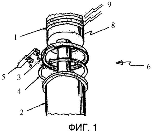 Устройство для фиксации линейного исполнительного механизма (варианты) и его применение