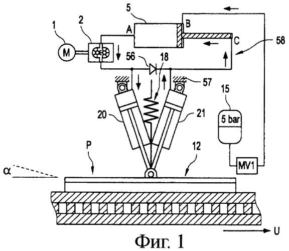 Дисковой тормоз с электродвигательным исполнительным органом в виде конструкции с самоусилением