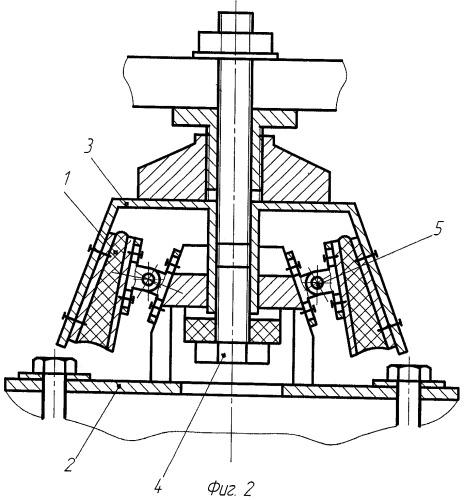 Резинометаллический амортизатор