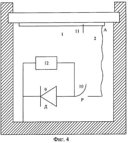 Система контроля перегрева с дистанционным считыванием информации
