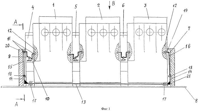 Пусковое устройство автоматического ввода резервного питания с механической блокировкой