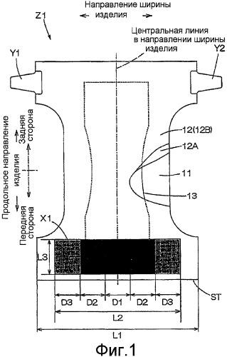 Одноразовый подгузник