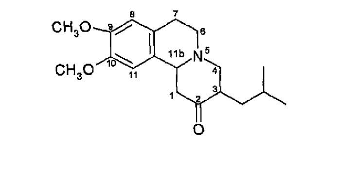 3,11b-цис-дигидротетрабеназин для лечения пролиферативного заболевания или воспаления