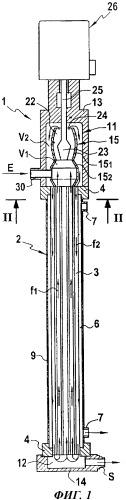 Фильтрующее устройство, включающее циркуляционную петлю и насос