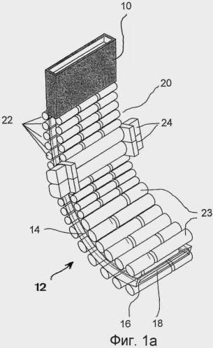 Способ непрерывного литья плоских металлических изделий с электромагнитным перемешиванием и установка для его осуществления