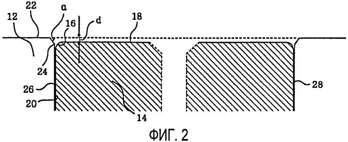 Способ обработки поверхности режущей пластины с покрытием