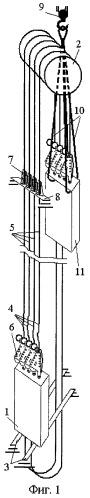 Способ замены канатов шахтной подъемной установки со шкивом трения и устройство для его осуществления