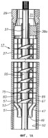 Способ откачки двухфазного скважинного флюида и устройство для его осуществления (варианты)
