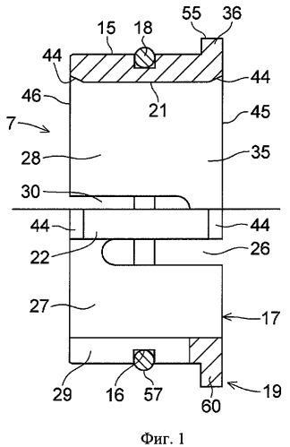 Подшипник скольжения и рулевой механизм реечного типа для использования в автомобиле