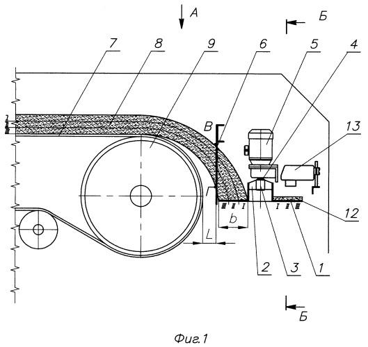 Способ опробования движущегося потока сыпучего материала и устройство его реализации