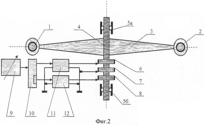 Электромагнитный шаговый движитель