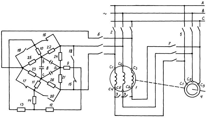 Способ торможения двухдвигательного асинхронного электропривода