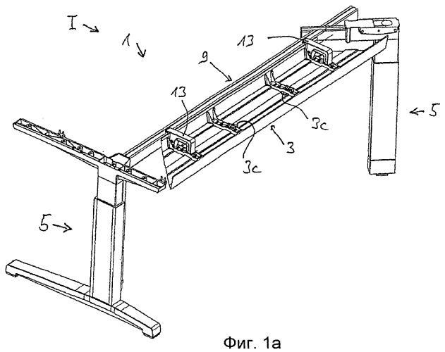 Мебель с кабельным каналом