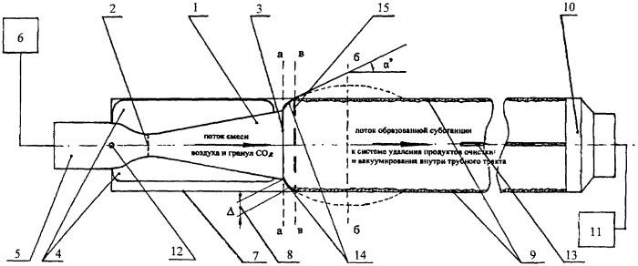 Способ очистки внутренней поверхности трубопровода